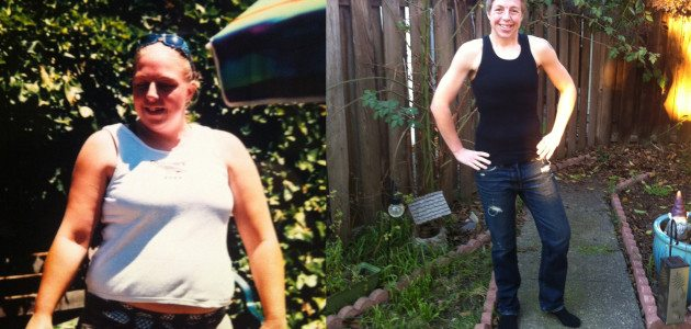 "Britt Scott: ""I have lost over 68 lbs and gained the best feeling in the world - CONFIDENCE!"""